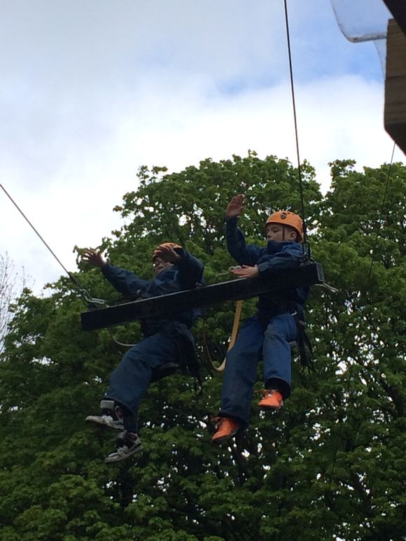 Parkfield Primary School - Giant swing