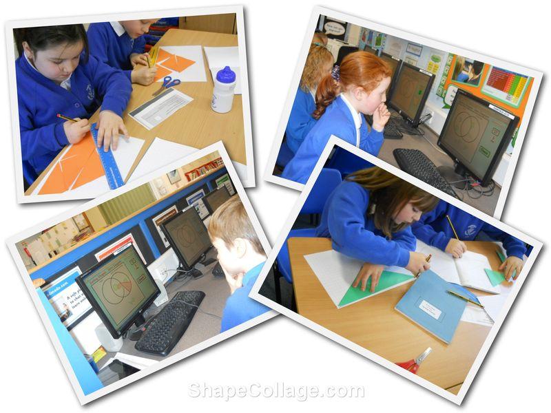 Parkfield Primary School Year 3 2d Shape Work