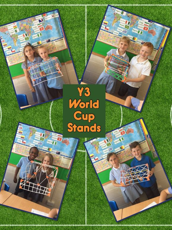 Y3 World Cup Stands