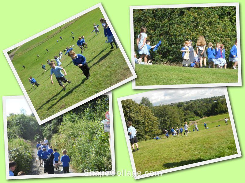 Ks1 picnic collage2