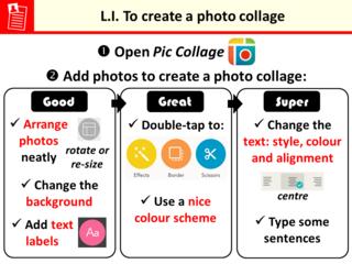 LI for Photo Collage