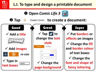 LI for Comic Life