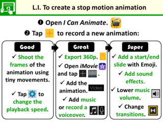 LI for I can Animate