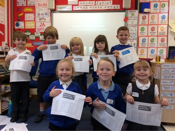 Year 1 Big Maths