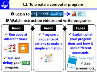 LI for Espresso Coding 3a