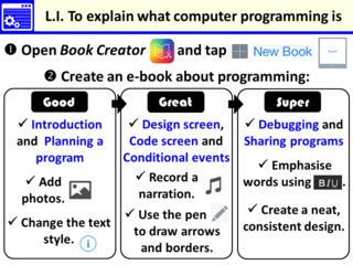 LI for programming e-book