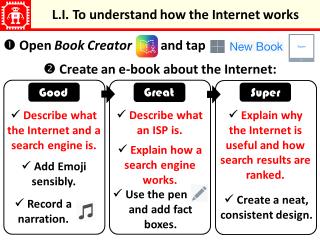 LI for Internet e-book