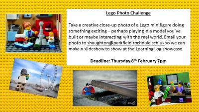 Lego Photo challenge