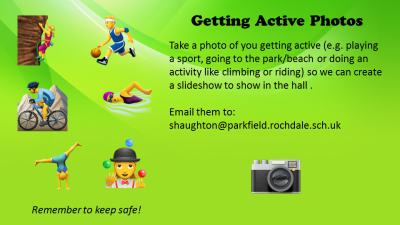 Getting active photos